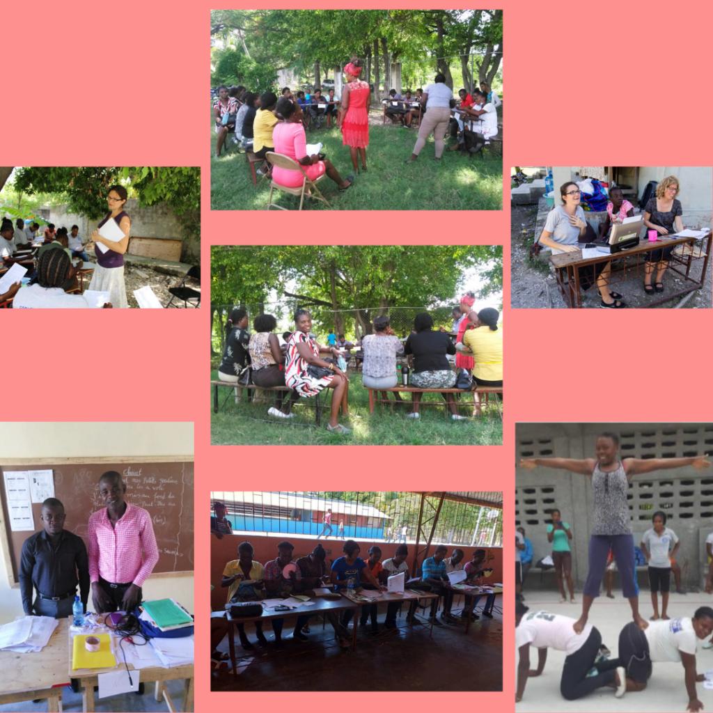 Formation d'enseignants pour une éducation adaptée à la psychologie de l'enfant et de l'adolescent en Haïti 29
