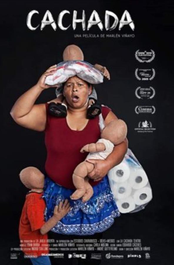 Festival FILMAR - Projection du film Cachada 2