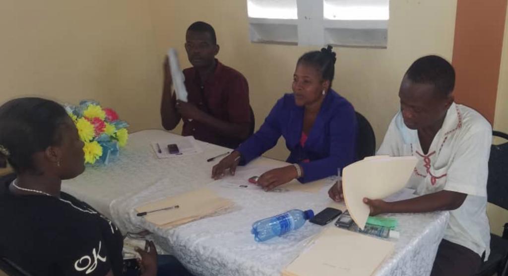 Les activités du projet Jeunes et participation citoyenneen Haïti continuent àCavaillon! 1