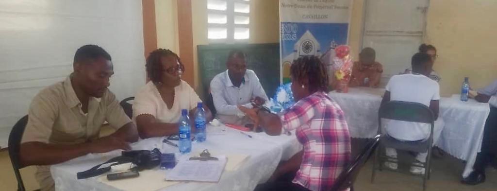 Les activités du projet Jeunes et participation citoyenneen Haïti continuent àCavaillon! 3
