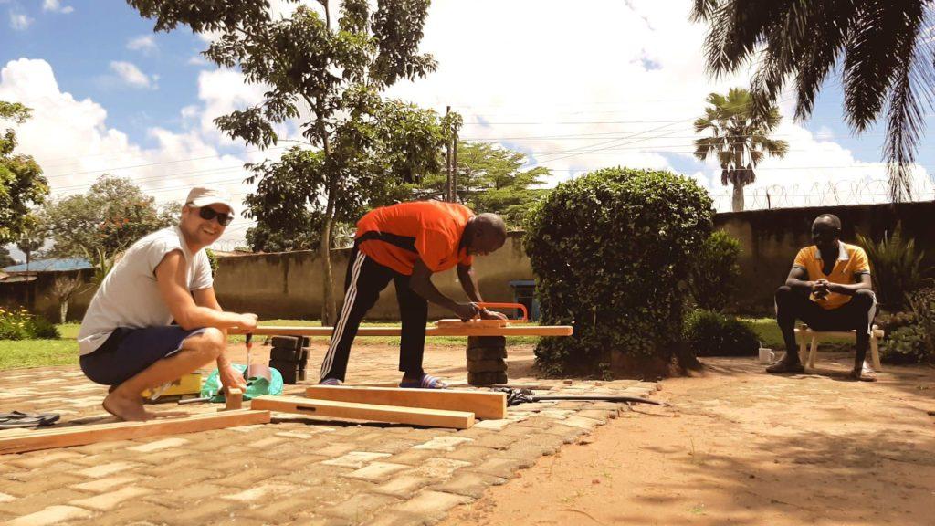 Les premières semaines de Bastian en Ouganda 🇺🇬 6