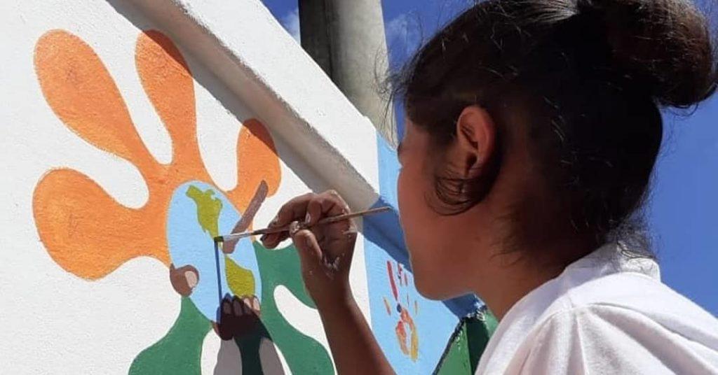 Nicaragua : L'art et les jeunes socialement dévalorisé.e.s.  🎨 9