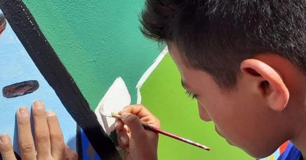 Nicaragua : L'art et les jeunes socialement dévalorisé.e.s.  🎨 10
