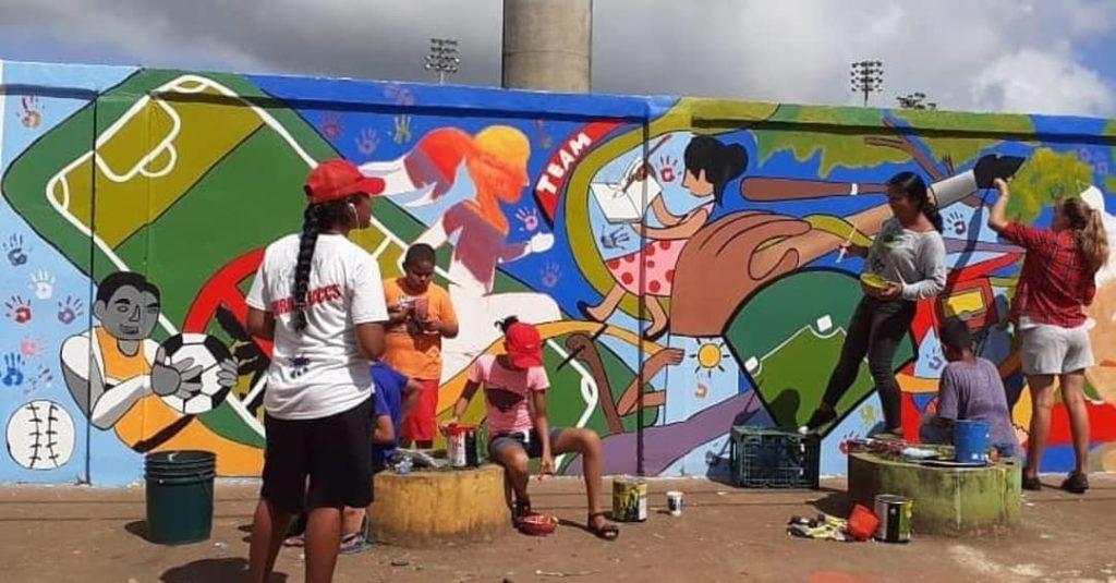 Nicaragua : L'art et les jeunes socialement dévalorisé.e.s.  🎨 11