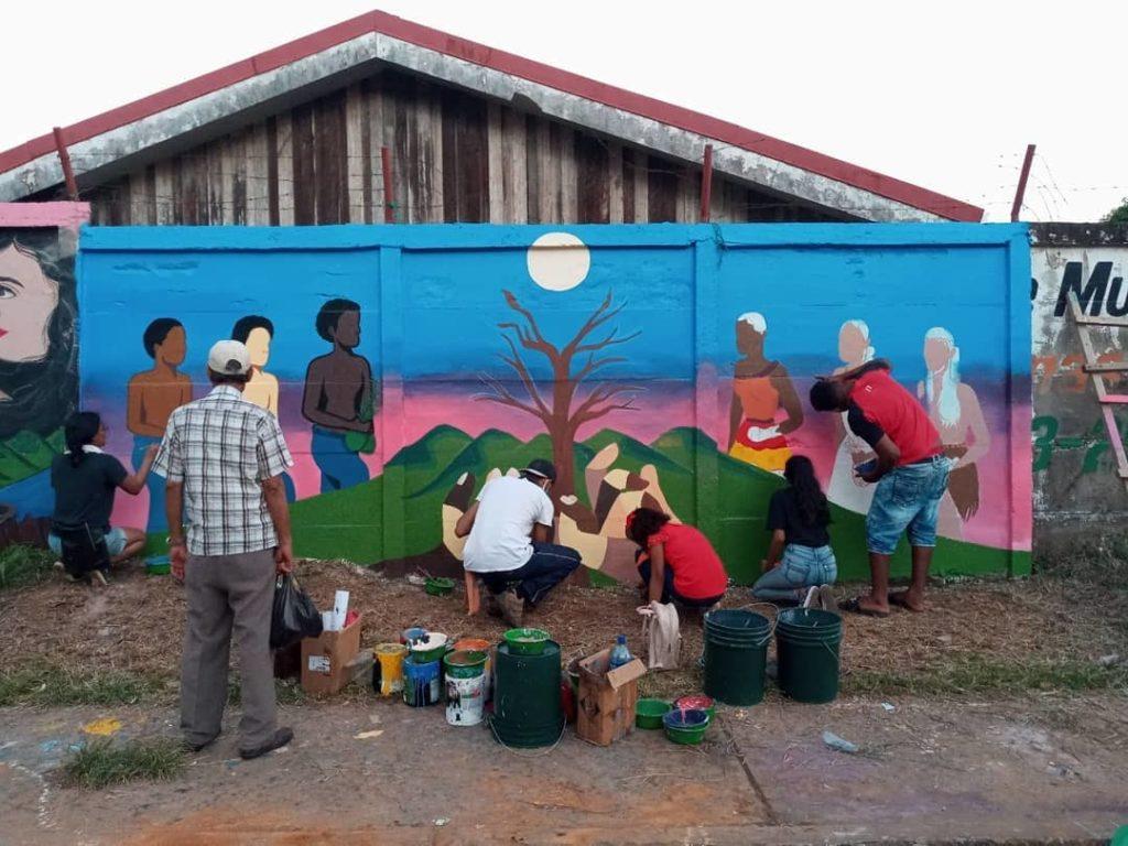 Nicaragua : L'art et les jeunes socialement dévalorisé.e.s.  🎨 3