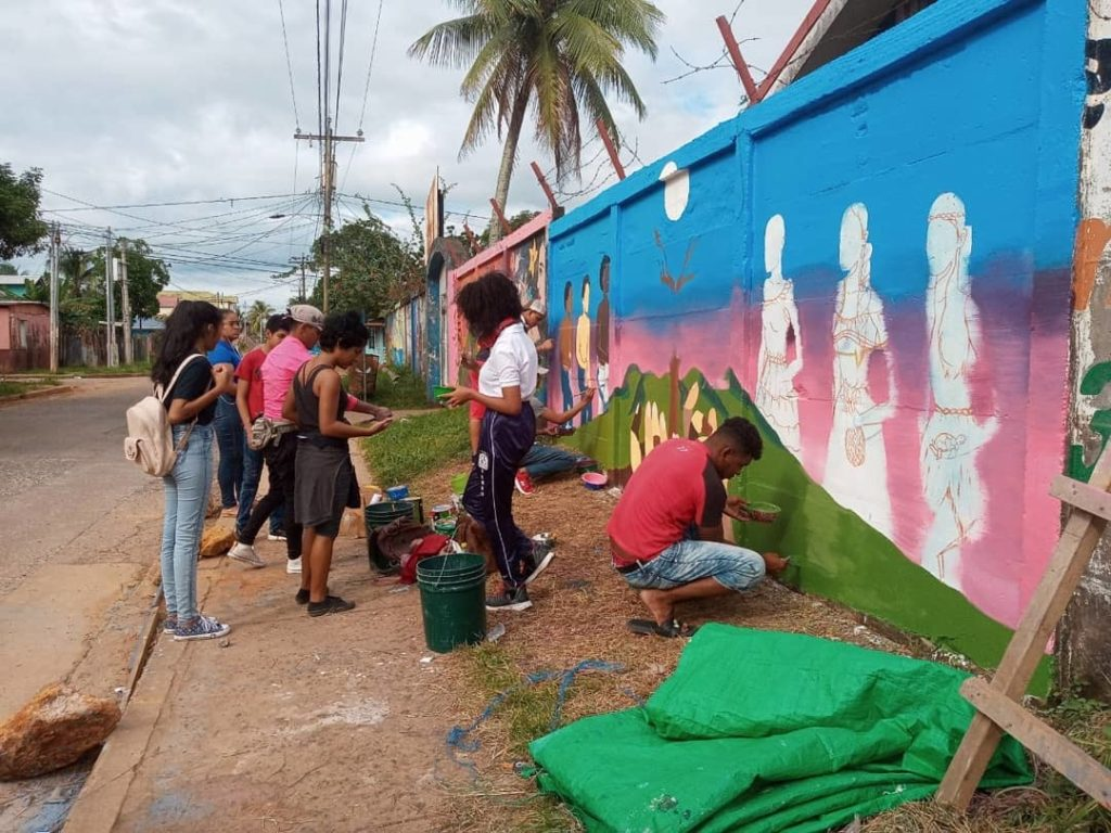 Nicaragua : L'art et les jeunes socialement dévalorisé.e.s.  🎨 4