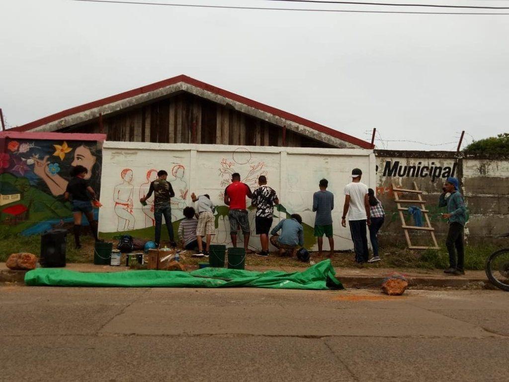Nicaragua : L'art et les jeunes socialement dévalorisé.e.s.  🎨 5