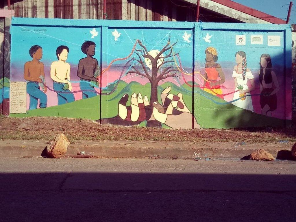 Nicaragua : L'art et les jeunes socialement dévalorisé.e.s.  🎨 6