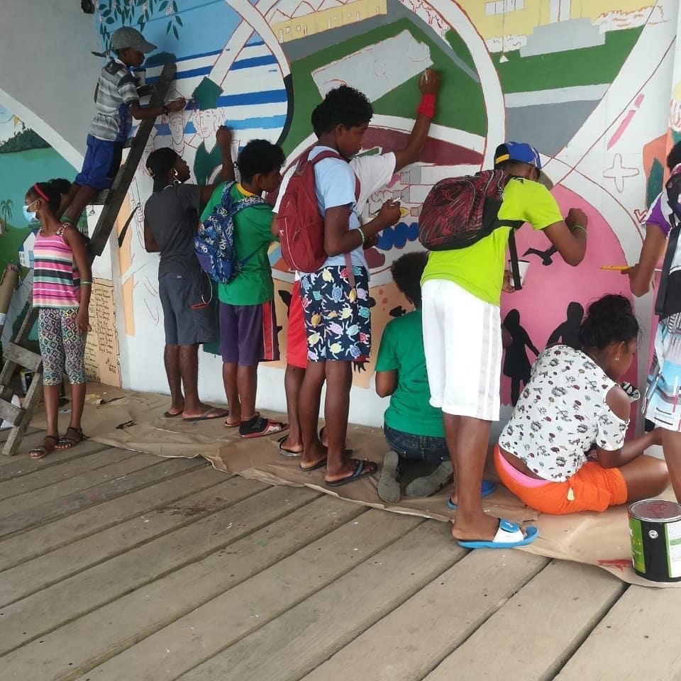 Nicaragua : L'art et les jeunes socialement dévalorisé.e.s.  🎨 7