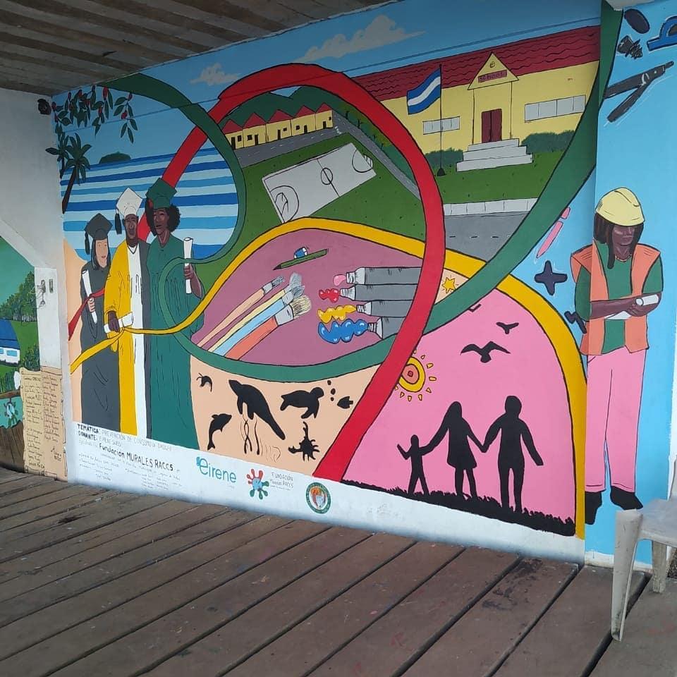 Nicaragua : L'art et les jeunes socialement dévalorisé.e.s.  🎨 8