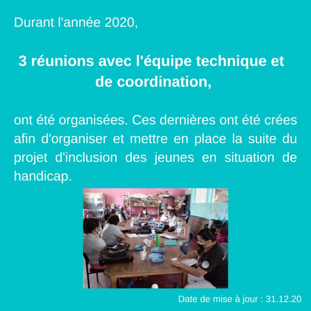 Activités et réalisations 2020 – Los Agelitos 4