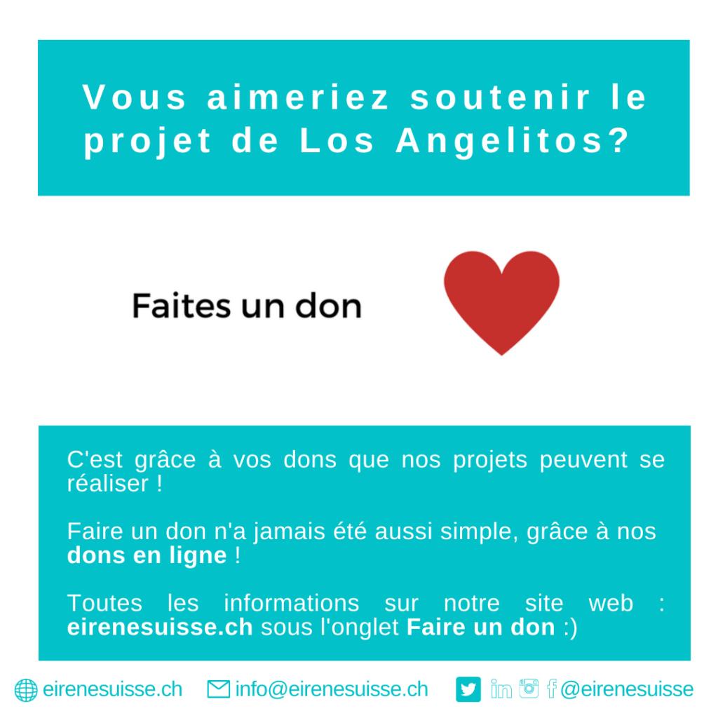 Activités et réalisations 2020 – Los Agelitos 1