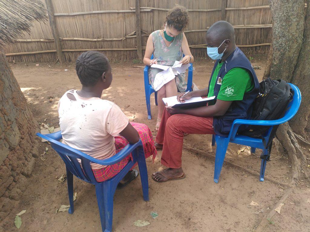 Accompagnement psychosocial et justice transitionnelle pour les réfugié·e·s victimes de la guerre - Nord de l'Ouganda 7